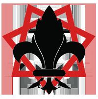 TTO Star of Babalon and Fleur-de-lis logo
