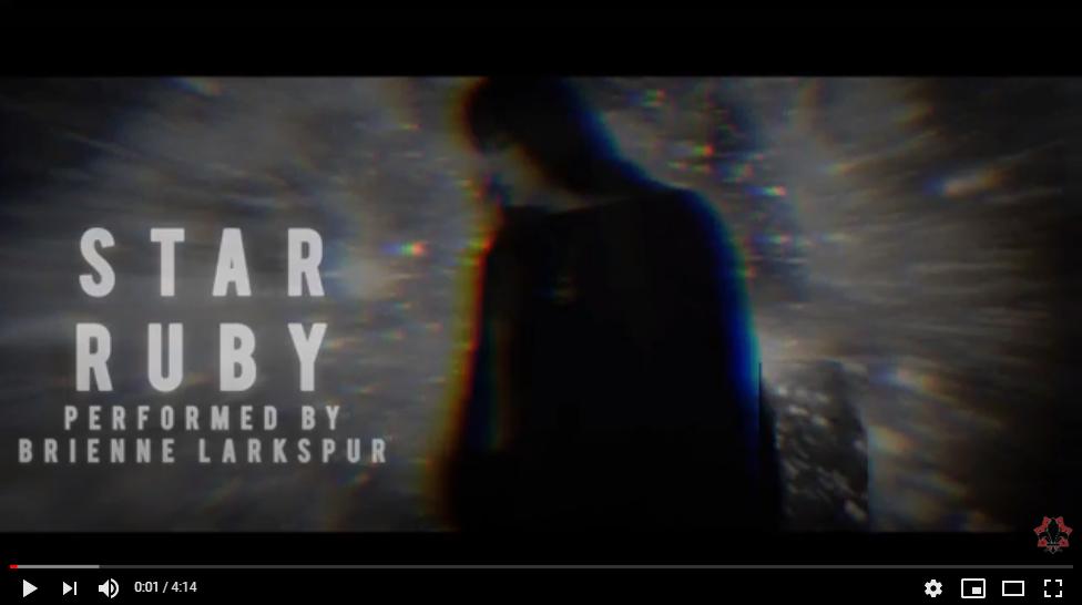 Brienne Larkspur - Star Ruby